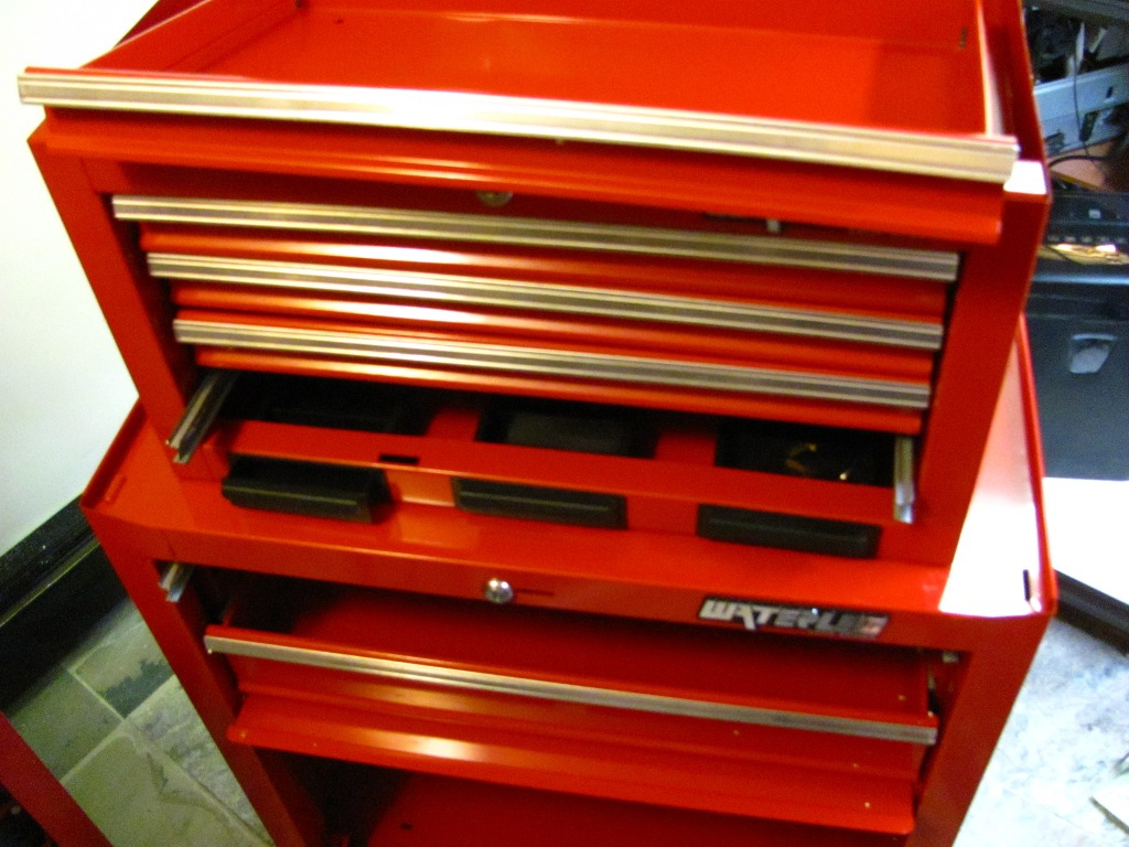 red professional tool manufacturing homak tools side waterloo amazon drawer home improvement cabinet dp series ca